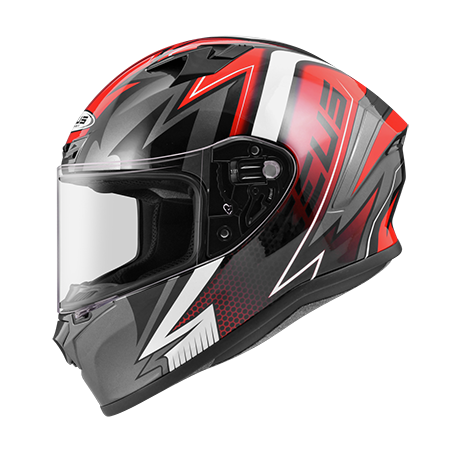 Discover the new sportive full-face