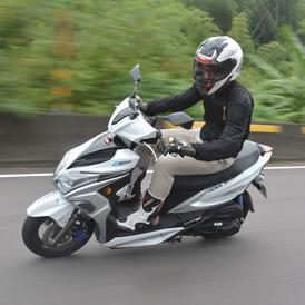 Speed of ZEUS Rider